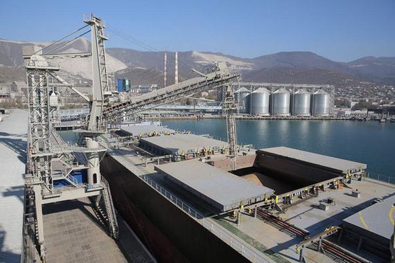 Китайская компания может выкупить долю в Новороссийском зерновом терминале