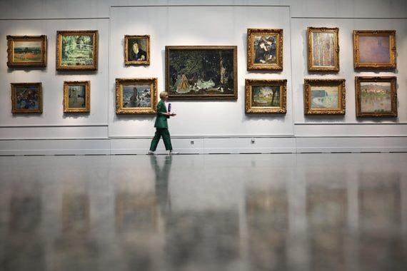 normal 1ec1 В Пушкинском музее показывают воссоединенную коллекцию Сергея Щукина