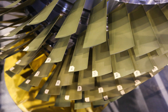 normal 1rsc «Ростех» рассчитывает на помощь «Силовых машин» в производстве газовых турбин