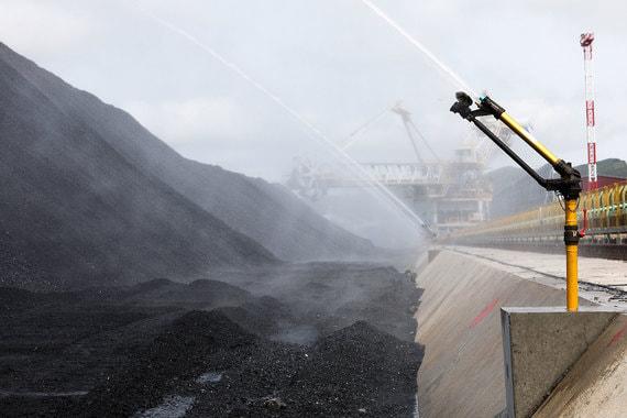 Цена российского угля в Европе подешевела до минимума за три года