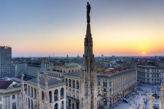 Зимняя Олимпиада – 2026 пройдет в итальянских Милане и Кортина-д'Ампеццо