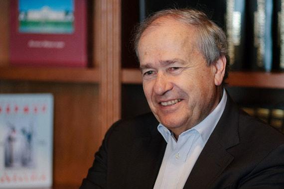 Президент Renaud Cointreau: «Шампанское стоит дешевле, чем должно»