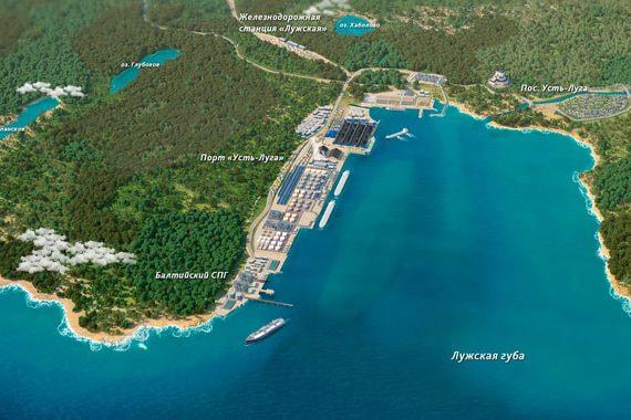 normal 18ft Shell не верит в мегапроект «Газпрома»