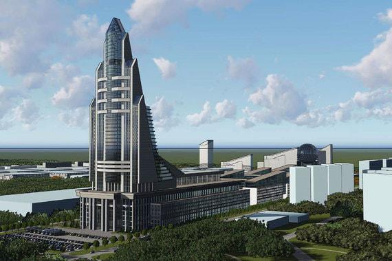 normal 1r70 На месте ракетного завода в Москве построят гигантский деловой центр