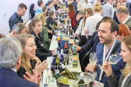 «Самая масштабная винная выставка»