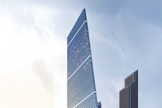 normal 1ll9 Москва построит самый высокий жилой небоскреб в Европе