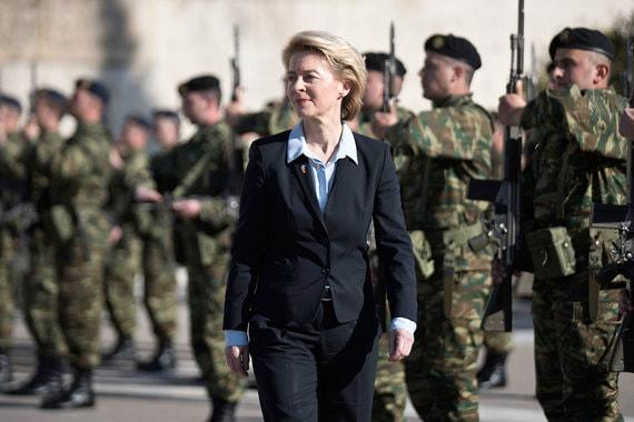 Мать Германии станет матерью Европы