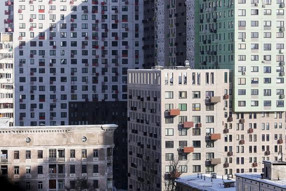 Ввод жилья в Москве приблизился к рекордам времен Лужкова