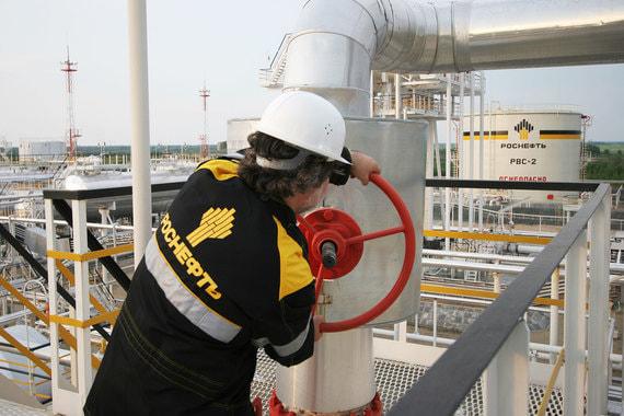 normal 147p «Роснефть» снизила добычу нефти на крупнейшем проекте