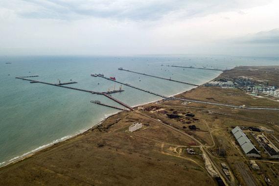 normal 1n8a Власти назвали новый состав инвесторов порта Тамань стоимостью 171 млрд рублей