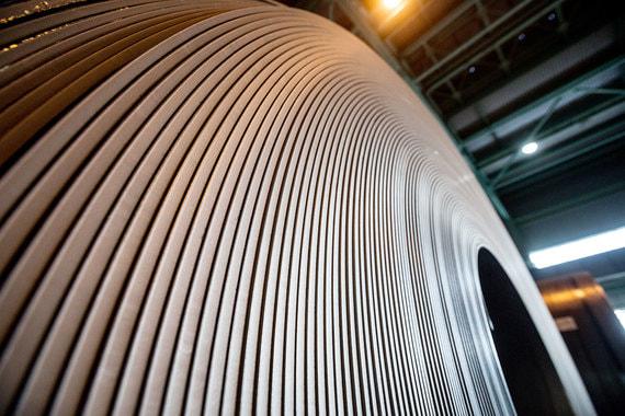 normal 1rl1 Структура «Реновы» запустила завод алюминиевых сплавов стоимостью 45 млрд рублей