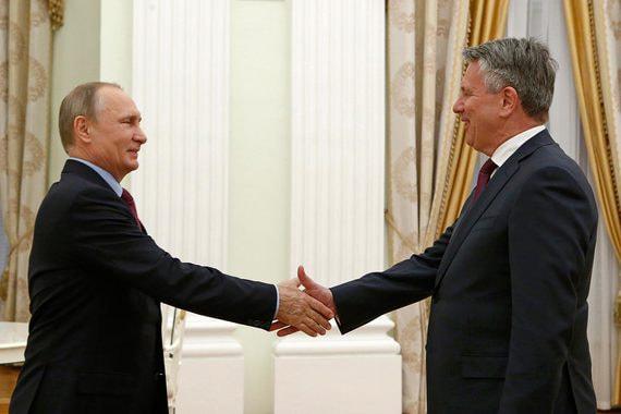 normal 14vm Путин обсудит с Shell СПГ проекты
