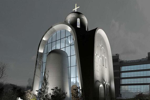 «Это маленькое чудо». В Москве появится уникальная православная церковь