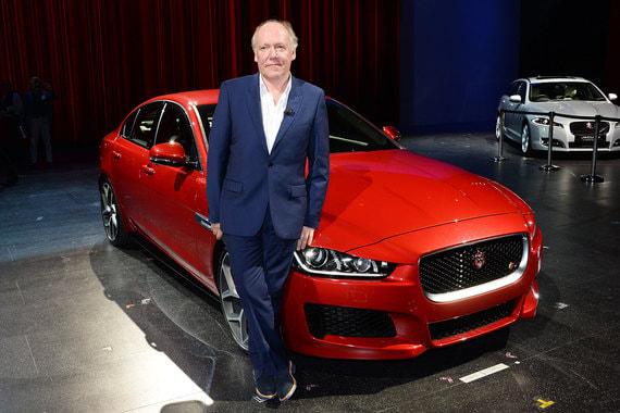 Как Ян Каллэм сделал Jaguar для Джеймса Бонда