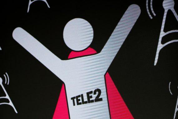 Выручка Tele2 выросла почти на 13%