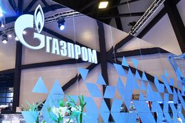 Газпром, продажа акций