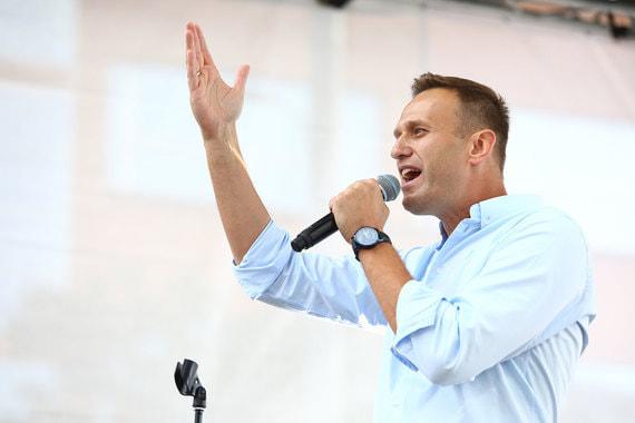 СКР возбудил дело об отмывании миллиарда рублей фондом Навального