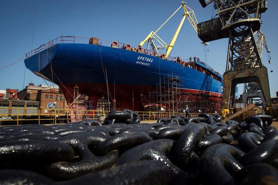 normal 1tfo Крупнейший заказ на два атомных ледокола стоимостью 100 млрд рублей получит ОСК