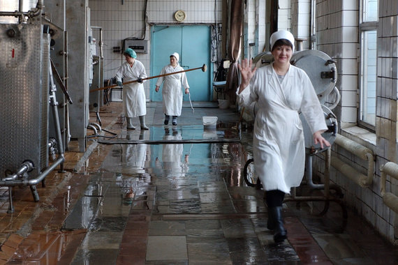 На месте Останкинского молочного комбината построят жилой квартал