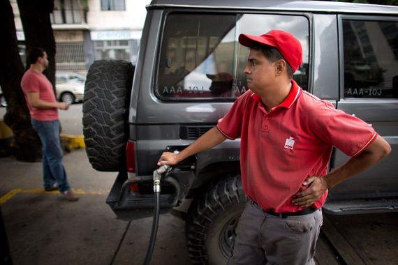normal 1ikp «Роснефть» осталась последним крупным поставщиком бензина Венесуэле