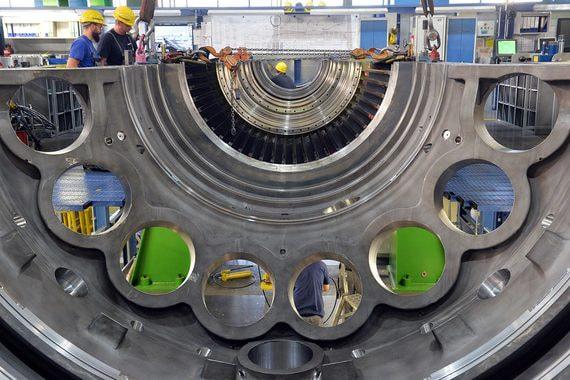 normal 1rj1 Газовая турбина Siemens пока не смогла получить статус российской