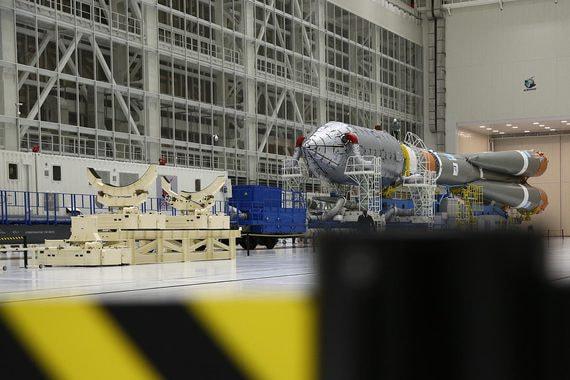 Космодром «Восточный» достроят при помощи специального закона
