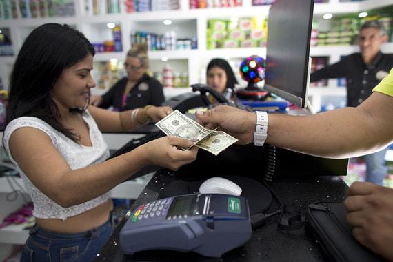 «Дикий капитализм» приходит на помощь Венесуэле
