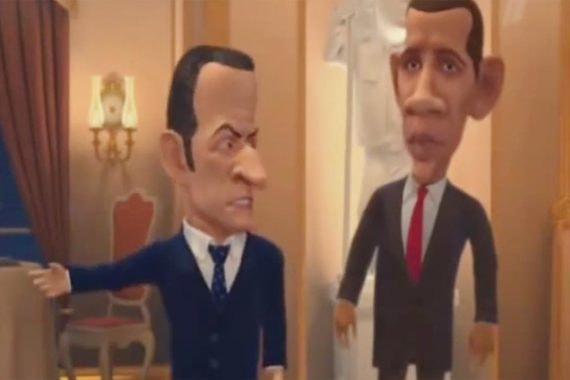 Кадр из телепередачи «Мульт личности»