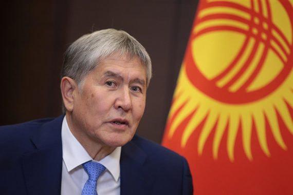 Бывшего президента Киргизии обвинили в убийстве и массовых беспорядках
