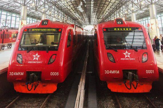 Железная дорога в северные терминалы «Шереметьево» заработает в 2022 году