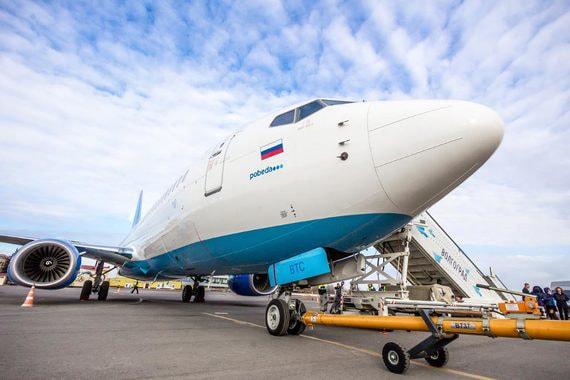ФАС предложила приватизировать авиакомпанию «Победа»
