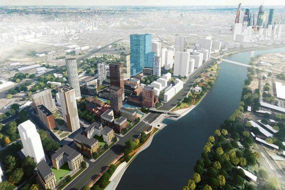 В Хорошево-Мневниках будет построен новый микрорайон