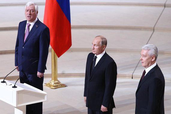 Отставки председателя Мосгоризбиркома до выборов в Мосгордуму не будет