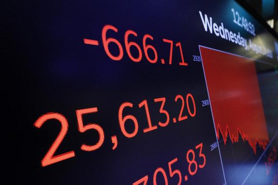 Угроза глобальной рецессии растет