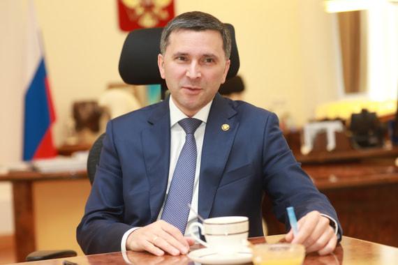 Дмитрий Кобылкин,министр природных ресурсов и экологии