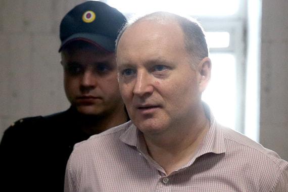 Суд отпустил партнера Baring Vostok Дельпаля под домашний арест