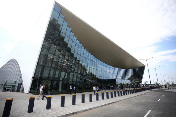 normal 10vc Как выглядит новый аэропорт Саратова