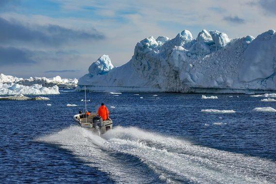 Чем Гренландия привлекла США