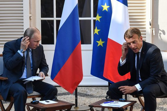 Президенты России и Франции готовы реанимировать нормандскую четверку