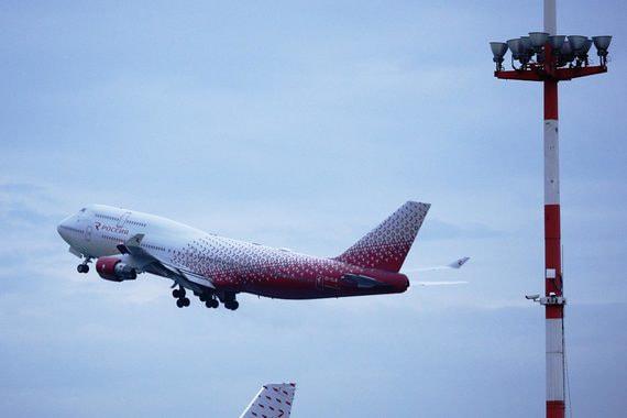 «Пулково» может перестать принимать рейсы базирующейся в нем авиакомпании «Россия»