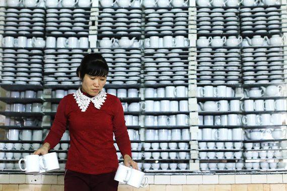 Вьетнам пока не может заменить Китай