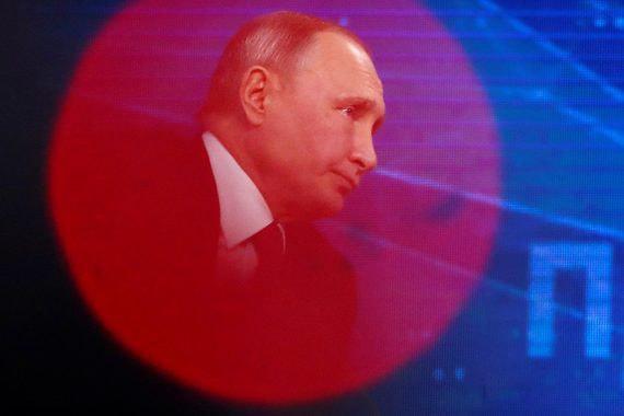 Путин поручил подготовить симметричный ответ на ракетное испытание США