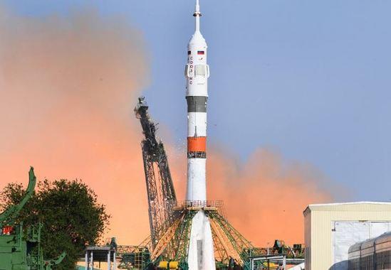 Корабль с роботом «Федором» на борту не смог пристыковаться к МКС