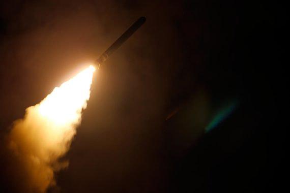 Российские военные готовы к симметричному ответу на ракетные испытания в США
