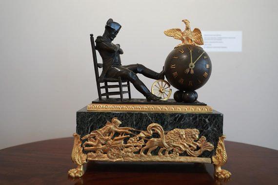 Выставкой «Наполеон. Жизнь и судьба» в Музее-усадьбе Муравьевых-Апостолов отмечают 250-летие императора