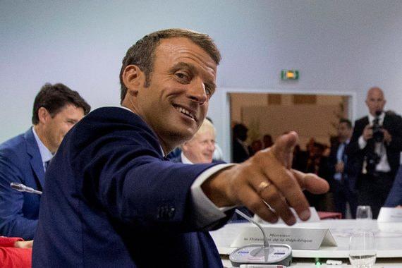 Президент Франции станет неформальным посредником между странами «семерки» и Ираном