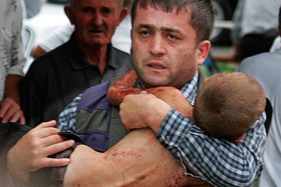 15 лет теракту в Беслане