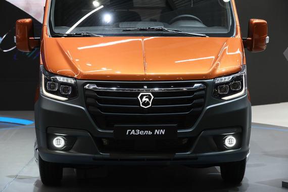 Группа ГАЗ разработала новое поколение легкого грузовика «Газель»