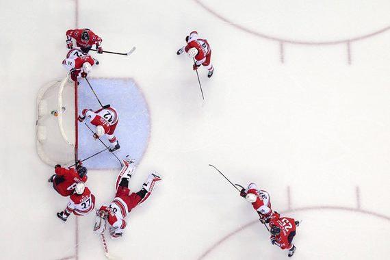 «Яндекс» бесплатно покажет все матчи НХЛ