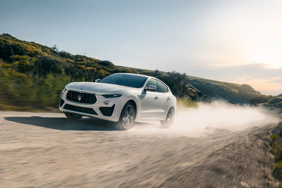 Maserati Levante Trofeo и GTS: Разбегающаяся действительность